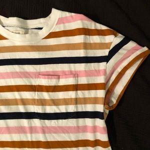 Madewell Striped T-Shirt